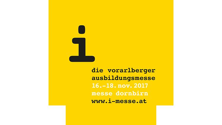 """i"" Ausbildungsmesse Logo"